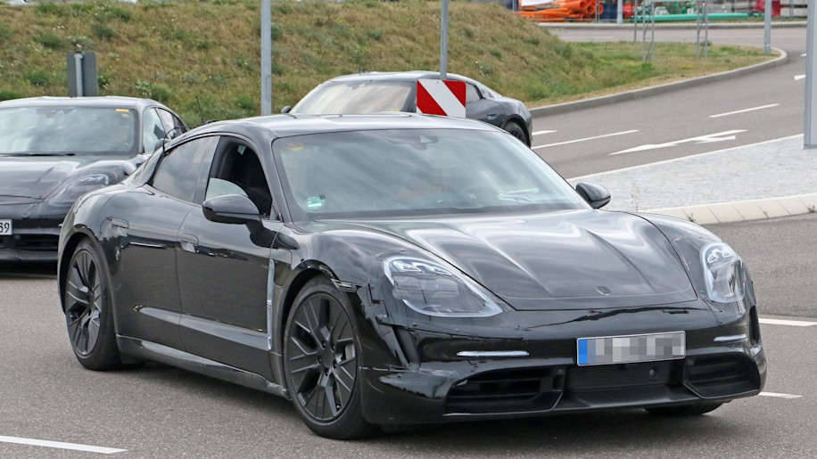 porsche taycan photo gallery autoblog