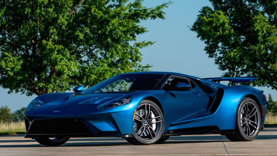 Flipboard: John Cena Ford GT to be auctioned — again: Here comes owner No. 4
