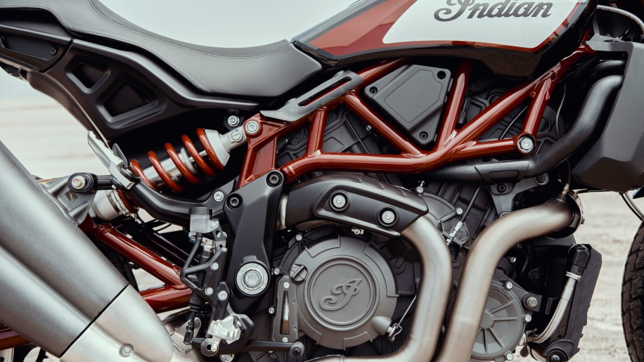 Indian introduces flat-track-inspired FTR motorcycles