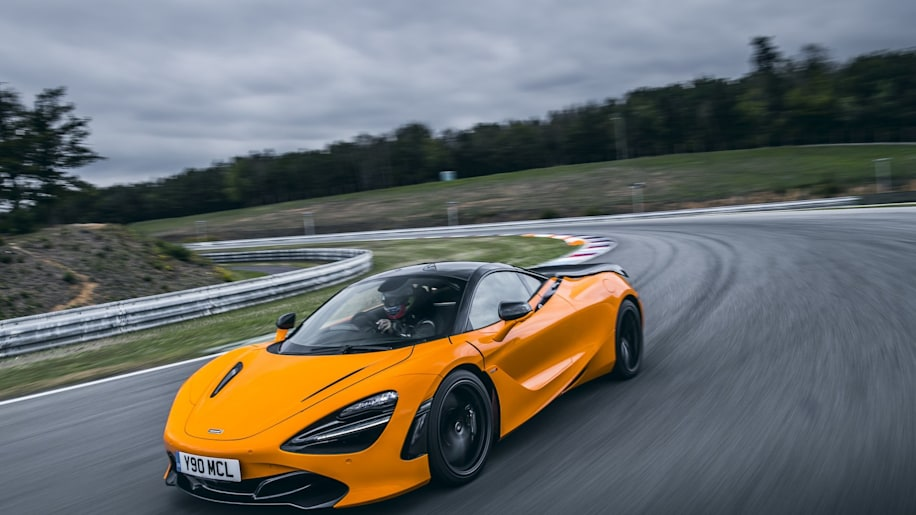 McLaren upgrades 720S arsenal with a Track Pack Specification (Updated with U.S. pricing)