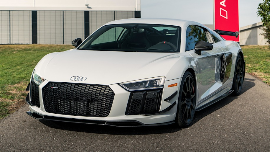 2018 Audi R8 V10 Plus Competition Package is a hardcore, ultra-rare R8