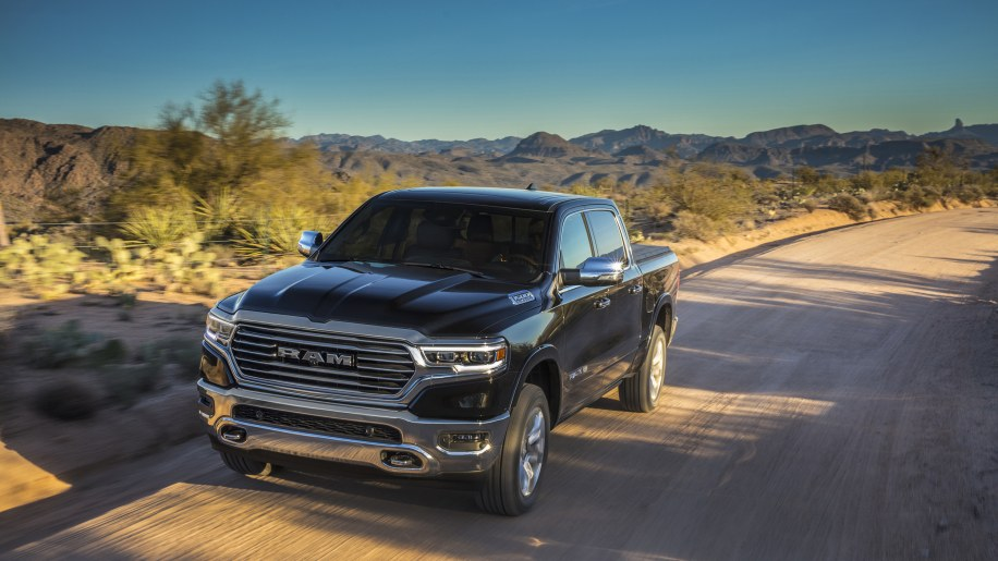 2019 Ram 1500 eTorque Drivers' Notes Review | Filling in the gaps
