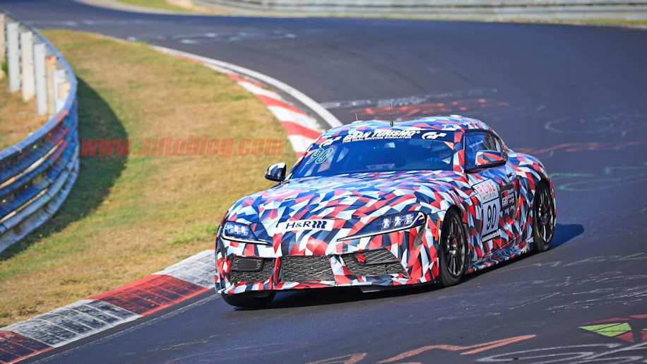 First Toyota Supra to be auctioned off at Barrett-Jackson