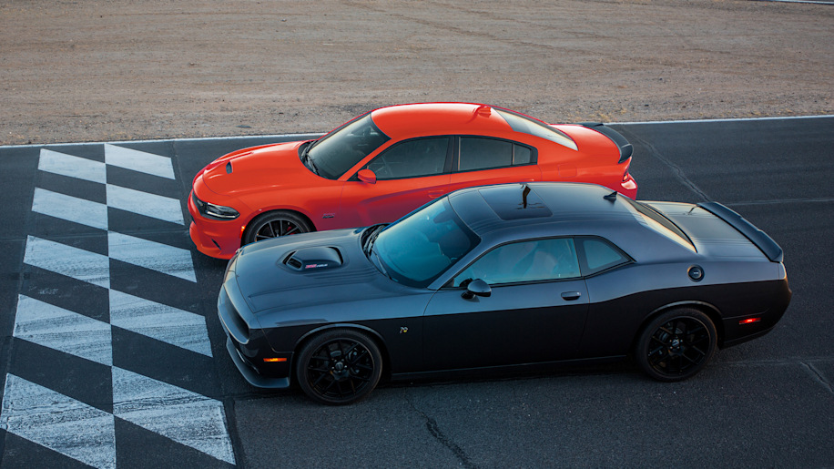 Dodge Challenger and Charger Scat Pack
