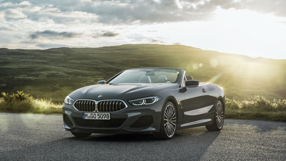 2019 BMW 8 Series Convertible