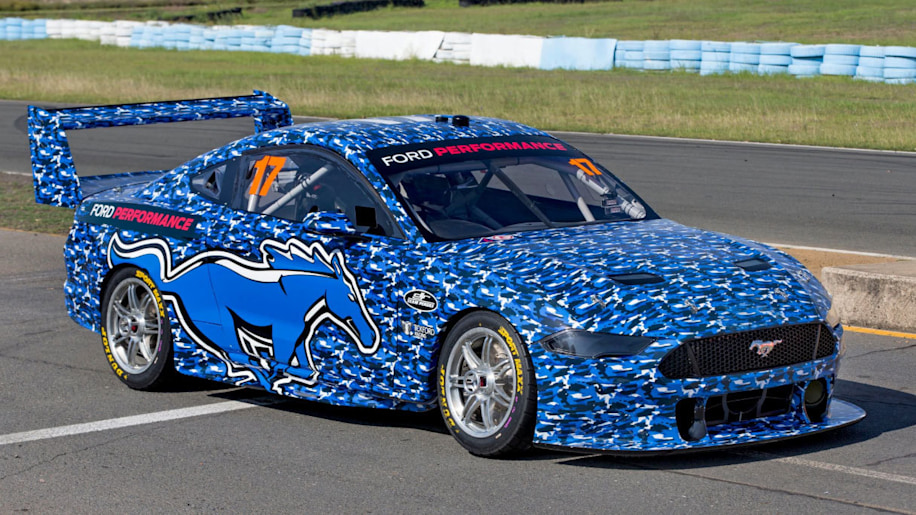 2019 Ford Mustang Supercars Series