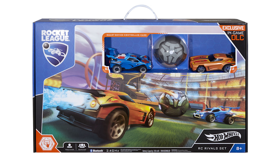 Rocket League Rivals RC Set