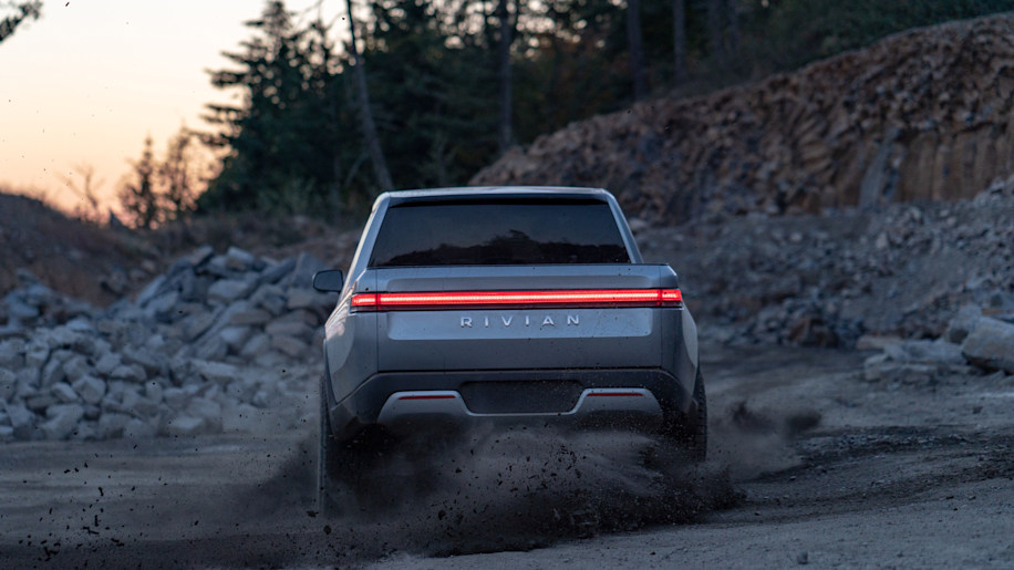 Rivian, the EV startup that stole the L.A. Auto Show: Who are these guys?