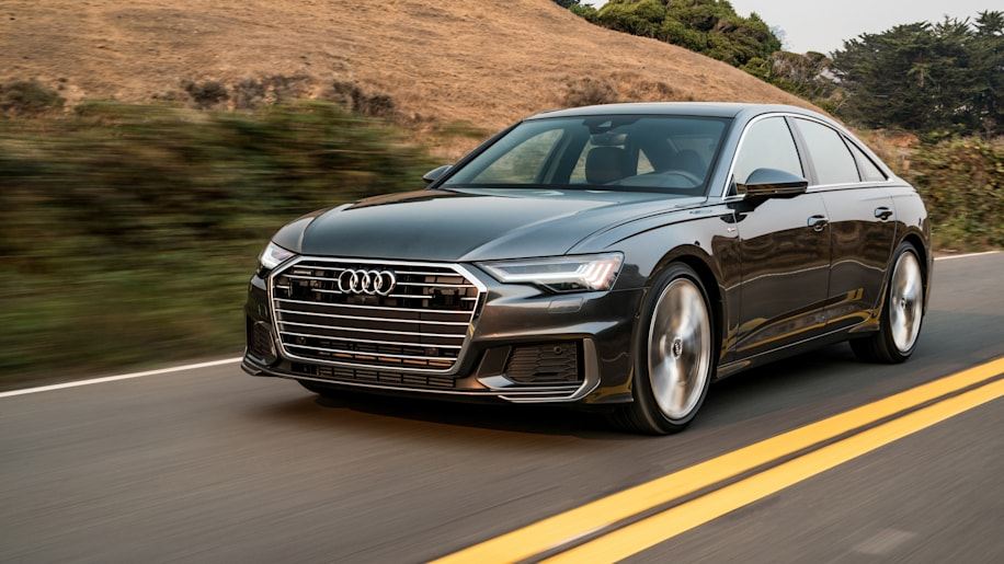 2019 Audi A6 and A7