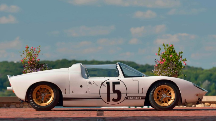 1965 Ford GT Competition Prototype Roadster GT/109