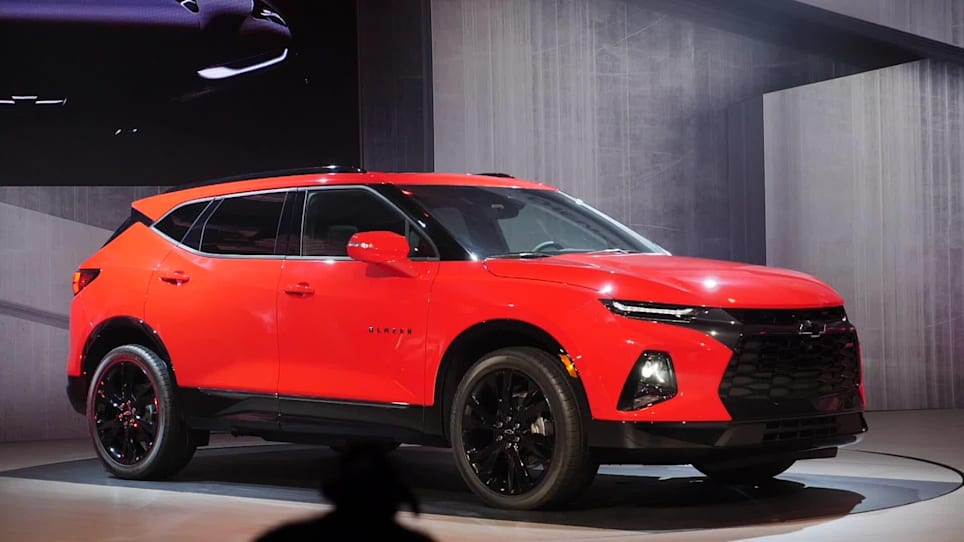 2019 Chevrolet Blazer Videos   Autoblog