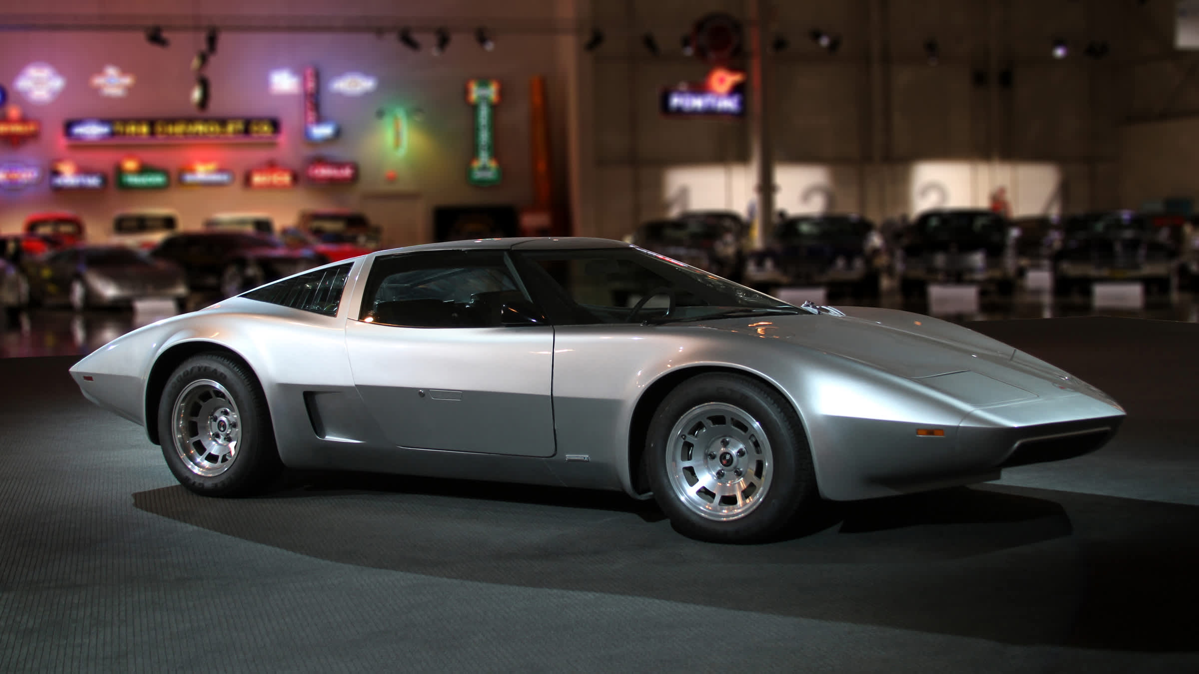 The C8 Chevy Corvette had many concept mid-engine