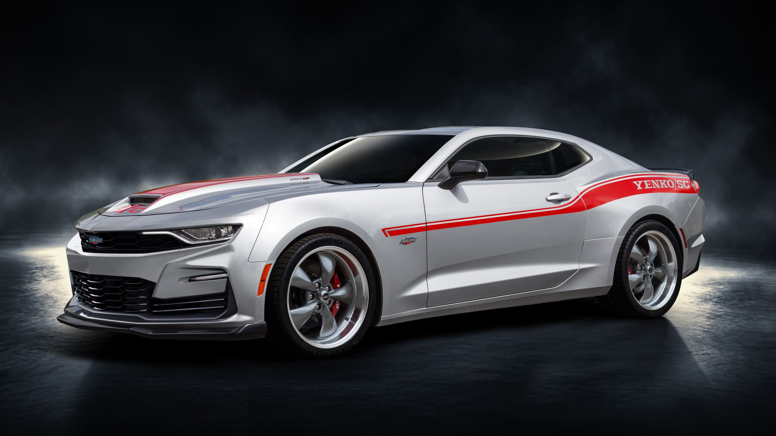 SVE will sell you a 2020 Yenko Camaro with 1,000 horsepower for only $69,000