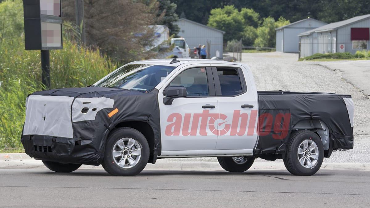 2018 - [Chevrolet / GMC] Silverado / Sierra - Page 3 Silverado.facelift.g05.KGP_