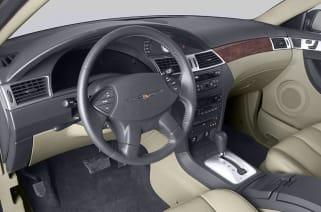 2006 Chrysler Pacifica Vs Toyota Highlander And Ford Explorer Interior Photos