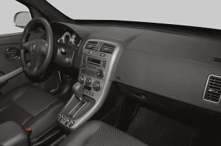 2006 Pontiac Torrent Vs 2006 Chevrolet Equinox And 2017 Chrysler Pacifica Interior Photos