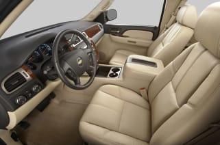 Compare 2008 Chevrolet Silverado 1500 Interior Photos