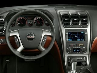 2008 Saturn Outlook Vs 2008 Gmc Acadia And 2019 Subaru Ascent
