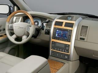 2009 Chrysler Aspen Vs 2009 Ford Flex And 2017 Chrysler Pacifica