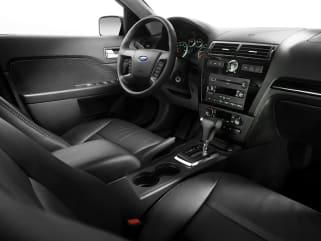 2009 Ford Fusion Vs Chevrolet Malibu And Hybrid Interior Photos
