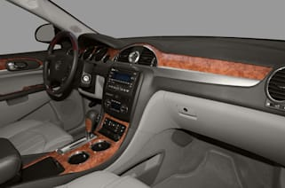 buick enclave 2010 interior