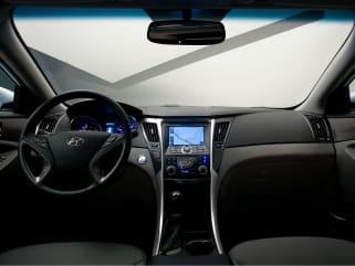 2013 Hyundai Sonata Hybrid Vs 2013 Ford Fusion Hybrid And