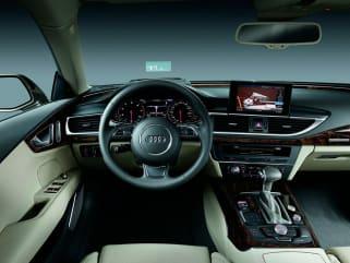 2015 Audi A7 Vs 2015 Bmw 535 Gran Turismo And 2015 Bmw 550