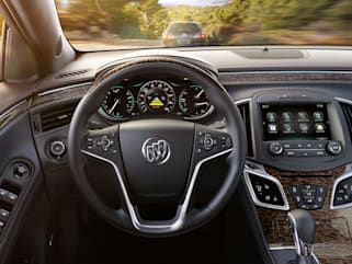 2016 Buick Lacrosse Vs Toyota Camry And Avalon Interior Photos