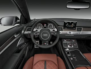 2018 Bmw M3 Vs 2018 Audi S8 And 2018 Audi S6 Interior Photos