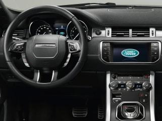 2017 Land Rover Range Evoque Vs Mercedes Benz Amg Glc 43 And Gla 45 Interior Photos