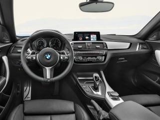 2020 Bmw M240 Interior