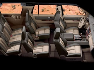 2008 Ford Expedition Vs 2008 Saturn Outlook And 2017 Chrysler