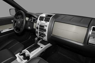 2008 Mercury Mariner Vs Toyota Rav4 And 2017 Chrysler Pacifica Interior Photos