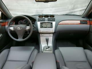2008 Toyota Camry Solara Vs 2009 Volkswagen Eos And Interior Photos