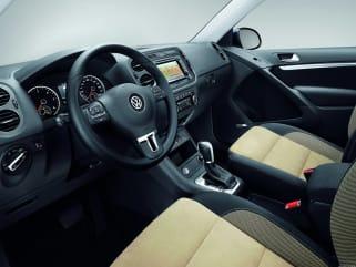 2015 Volkswagen Tiguan vs 2014 Volkswagen Tiguan and 2018 Ford ...