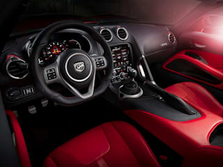 High Quality ... 2017 Dodge Viper; Interior Photos. 6 6
