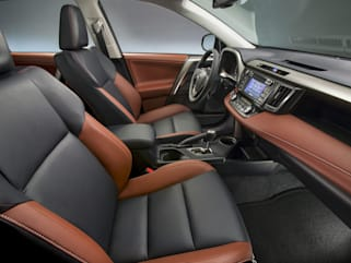 ... 2015 Toyota RAV4; Interior Photos. 7 7