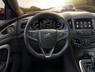 Nice ... 2015 Buick Regal; Interior Photos. 7 7 Good Looking