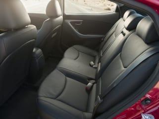 2016 Hyundai Elantra Vs 2017 And 2019 Subaru Ascent Interior Photos