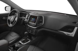 ... 2015 Jeep Cherokee; Interior Photos. 6 6