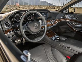 2016 Mercedes Benz Amg S Vs Bmw M6 Gran Coupe And Audi S5 Interior Photos