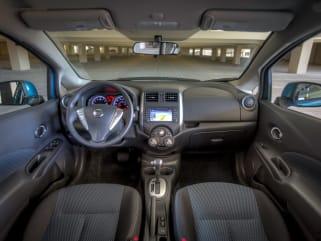 2016 Nissan Versa Note Vs Ford Fiesta And 2019 Jeep Grand Cherokee Interior Photos