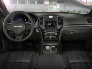 2017 Chrysler 300 Vs Chevrolet Malibu And Impala Interior Photos