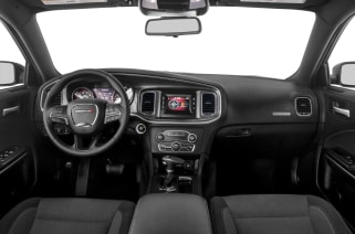 2017 Dodge Charger Vs Chevrolet