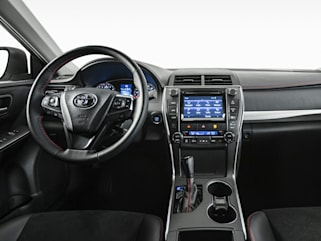 2017 Buick Regal Vs Toyota Camry And Avalon Interior Photos
