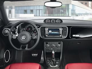 2016 Volkswagen Beetle Vs Ford Focus Rs And 2019 Toyota 4runner Interior Photos