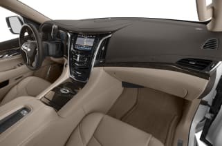 2017 Escalade Interior >> 2017 Cadillac Escalade Esv Vs 2017 Lincoln Navigator L And