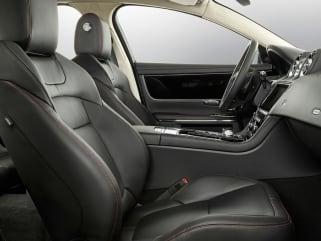 2017 Jaguar Xj Vs Genesis G90 And 2019 Subaru Ascent Interior Photos