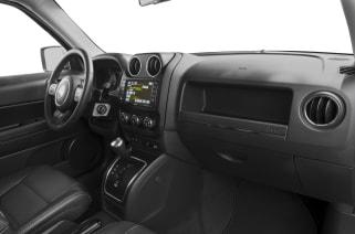 ... 2015 Jeep Patriot; Interior Photos. 6 6
