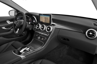 2016 Audi A4 Vs Mercedes Benz C Cl And Bmw 320 Interior Photos